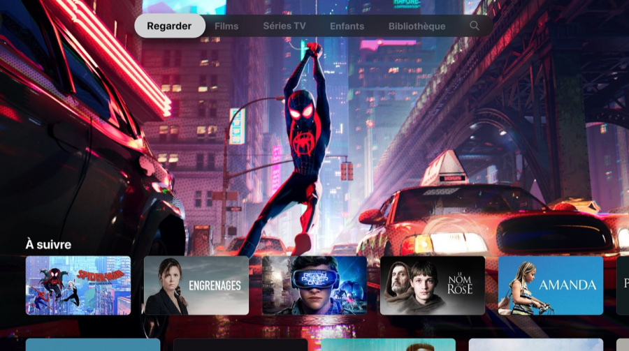 L'application Apple TV change de peau et s'invite dans les TV Samsung