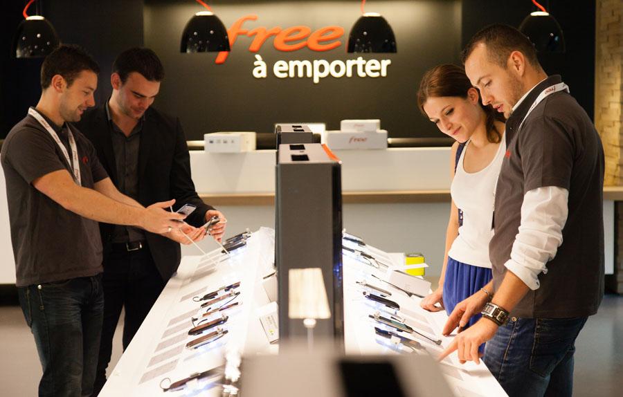 Smartphones subventionnés : Free prêt pour une nouvelle révolution