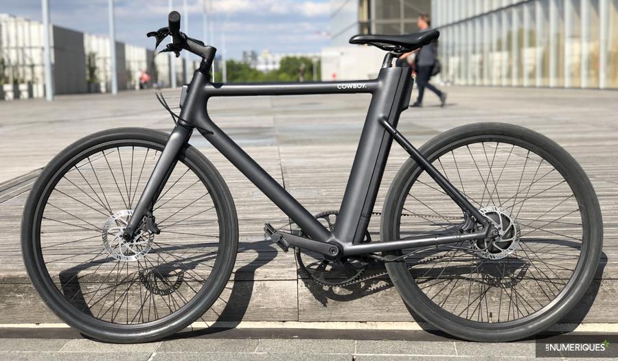 Labo – Vélo électrique Cowboy : une autonomie record ?