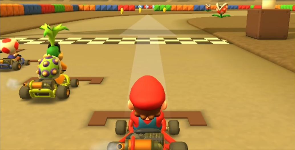 La bêta de Mario Kart Tour révèle les détails du jeu en vidéo