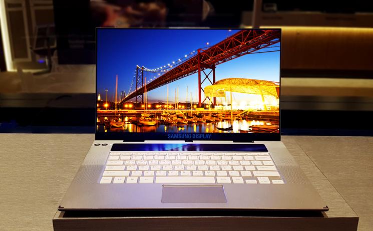 Apple développerait un MacBook Pro 16 pouces à écran Oled