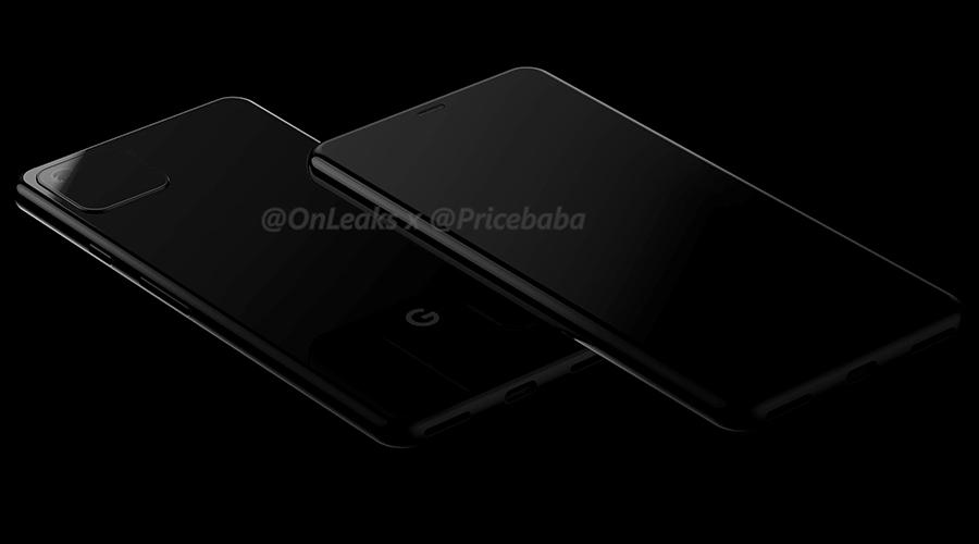 Google Pixel 4 : un air de ressemblance avec le futur Apple iPhone XI