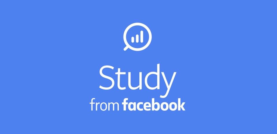 Facebook : une nouvelle appli aspirant les données contre rémunération