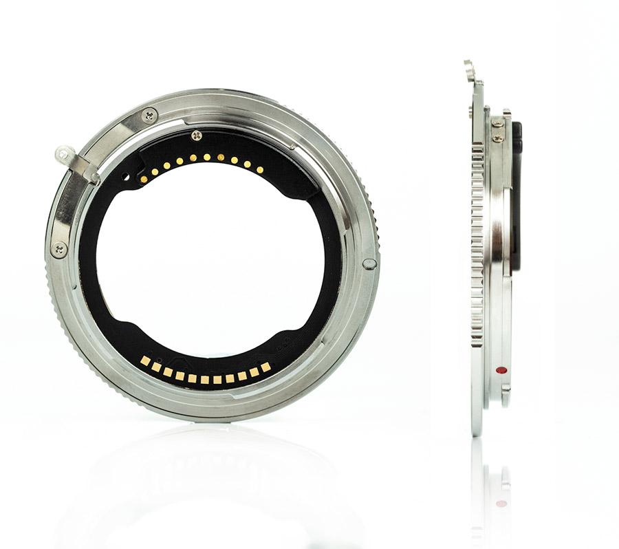 Une bague TZE-01 pour adapter des optiques Sony E sur hybrides Nikon Z