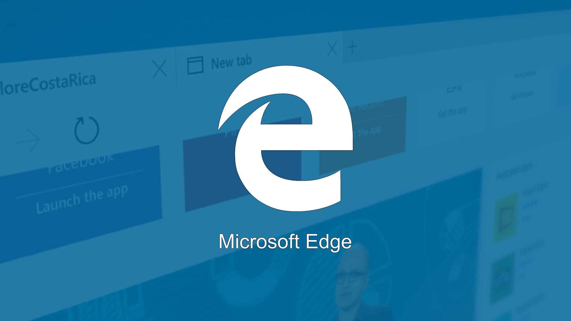 Microsoft Edge fait ses premiers pas sur Windows 7 et Windows 8