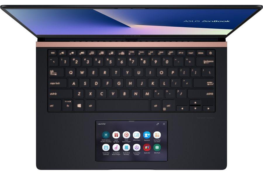 Soldes 2019 – L'Asus Zenbook UX480FD avec screenpad à 1 100 €