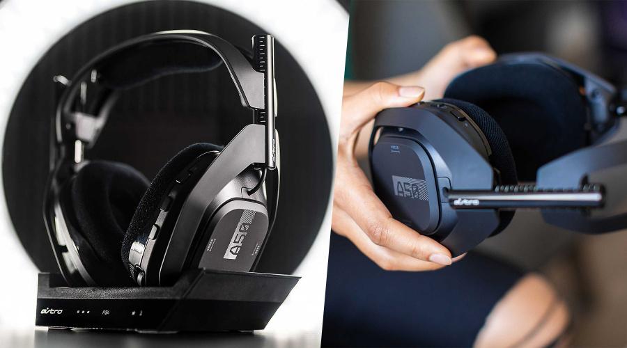 Astro annonce la quatrième version de son casque A50 Wireless
