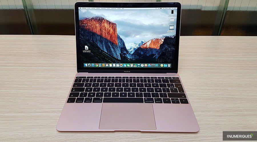 Soldes 2019 – Portable Apple MacBook 12 pouces à 900 €