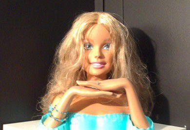 Xperia Go barbie 390