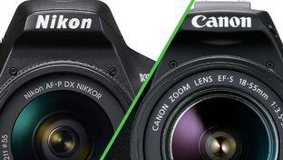 Duel de reflex abordables : Nikon D3500 vs Canon EOS 250D