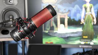 Notre prise en main du Quadcast, le premier microphone USB d'HyperX