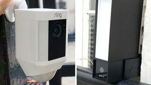Duel de caméras de surveillance – Netatmo Presence vs Ring Spotlight Cam Battery