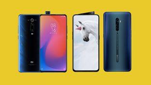 Duel de smartphones – Xiaomi Mi 9T Pro vs Oppo Reno2