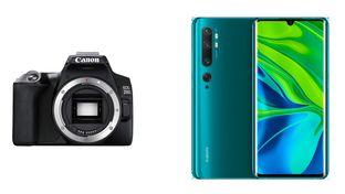 Photo – Le smartphone rivalise-t-il avec le reflex et l'hybride d'entrée de gamme ?