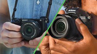 Duel d'hybrides d'entrée de gamme – Sony Alpha 6100 (A6100) vs Nikon Z50