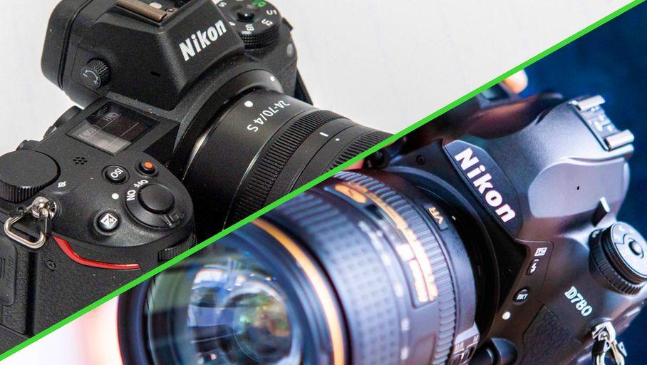 Duel d'appareils photo : Nikon Z6 vs Nikon D780, un hybride et un reflex s'affrontent