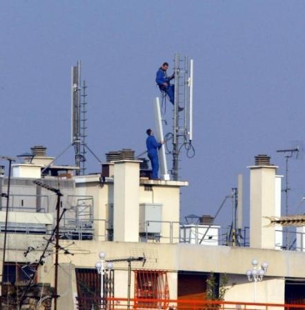 Antenen relais