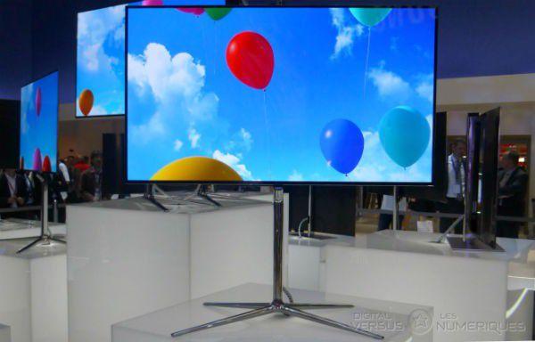 Samsung kn55es9000 pieds g