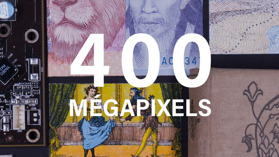 Notre scène test comme vous ne l'avez jamais vue ! Des photos en 400 mégapixels avec le Fujifilm GFX 100 - Les Numériques