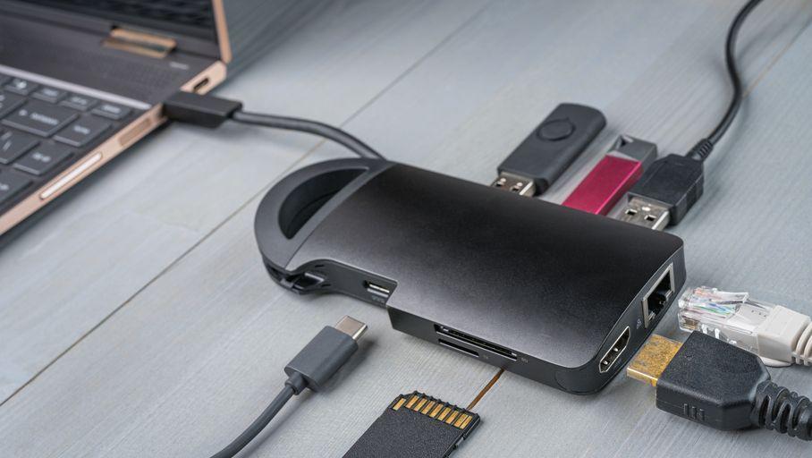 Comment bien choisir l'accessoire idéal pour le télétravail, un hub USB-C ? - Les Numériques