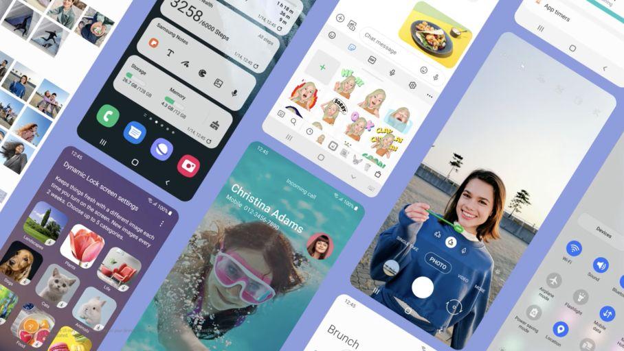 Tout savoir sur One UI, l'interface mobile de Samsung