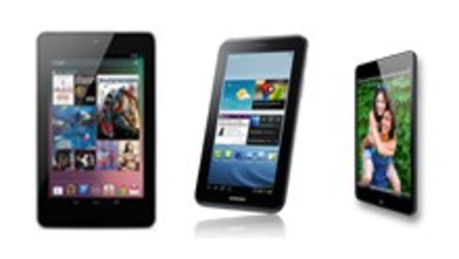 Choisir la meilleure tablette de 7 pouces les num riques - Quelle est la meilleure tablette ...
