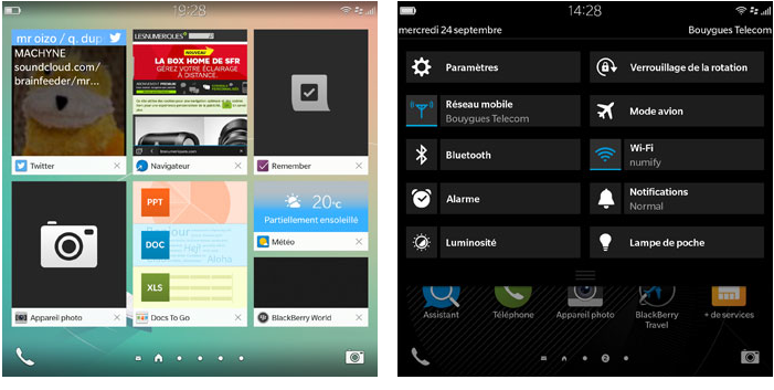 BlackBerry 10.3