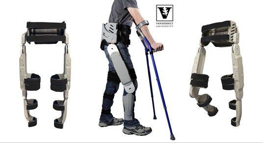 Vanderbilt exosquelette