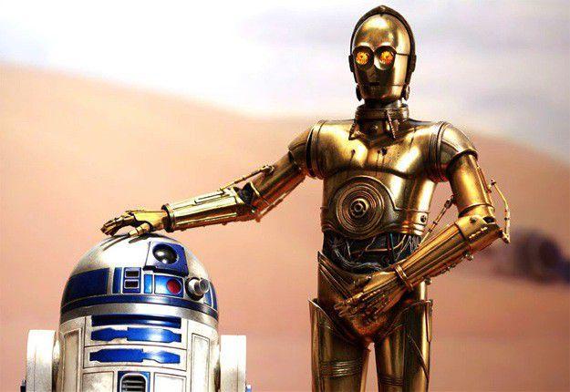 R2D2 et C3PO