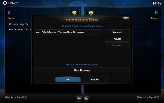 Raspberry Pi - XBMC