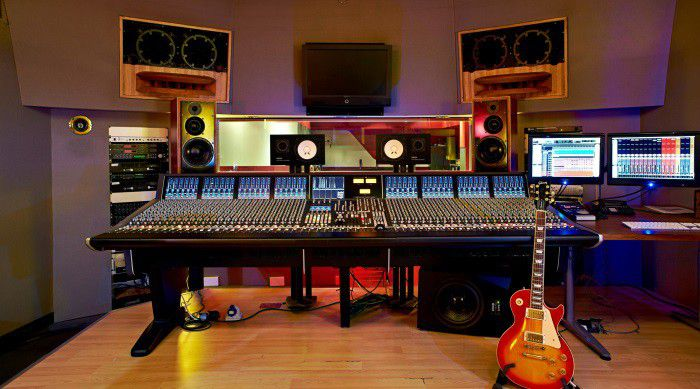 Ssl duality dean st studios london