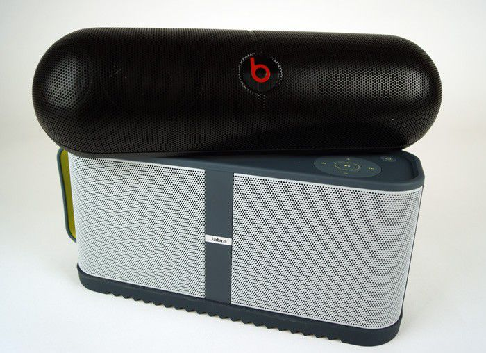 Jabra beats pill