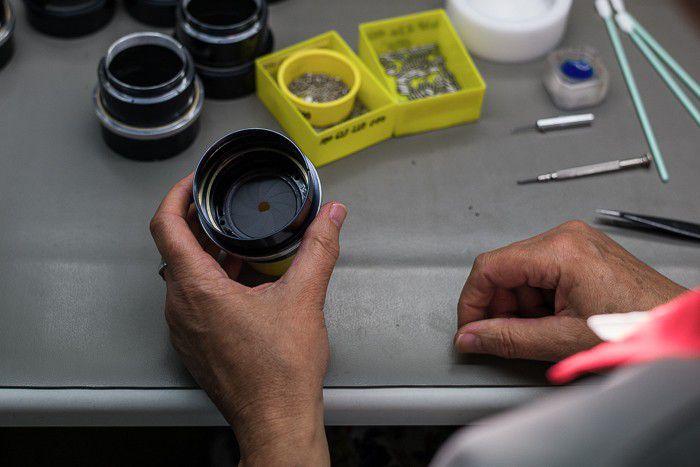 Leica noctilux diaphragm 2