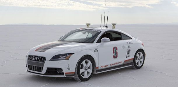 Audi TT Autonome
