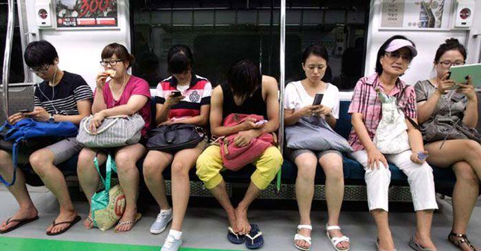 Reportage sur la 4G+ en Corée du Sud