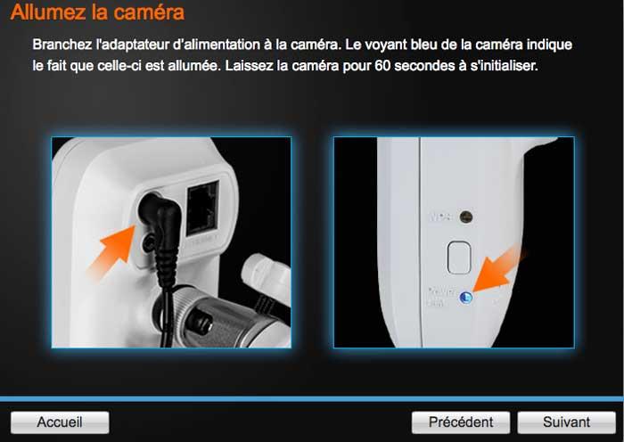 tutoriel installer une cam ra ip de vid o surveillance les num riques. Black Bedroom Furniture Sets. Home Design Ideas