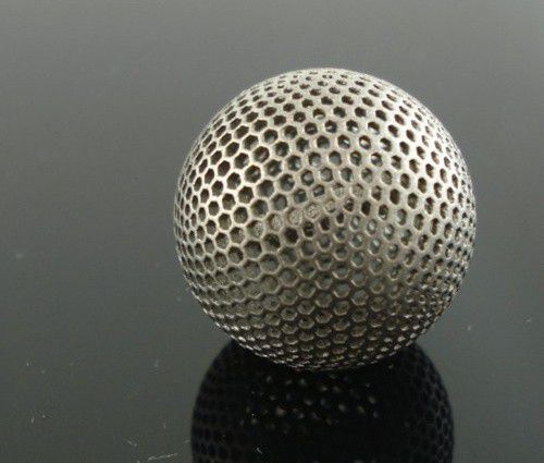500x titanium ball