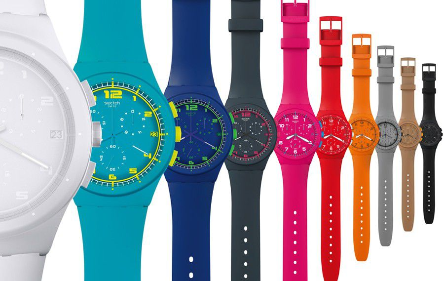 swatch apple watch