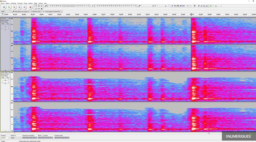 MP3, AAC, OGG    Voyage au coeur de la compression audio destructive