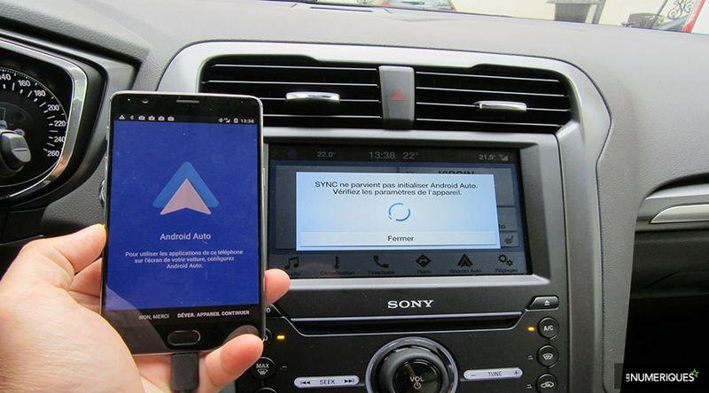 Ford SYNC 3 : Un max de fonctions sans prise de tête - Les