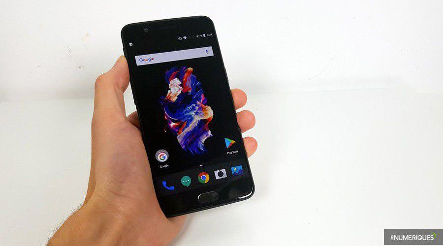 Test oneplus 5 face(1)