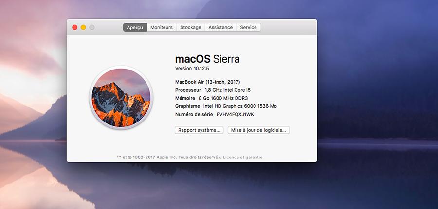 comment installer gimp sur macbook air