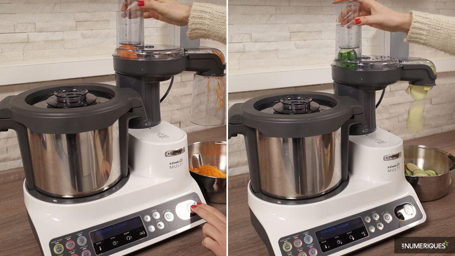 duel de robots cuiseurs kenwood kcook multi vs moulinex cuisine companion xl. Black Bedroom Furniture Sets. Home Design Ideas