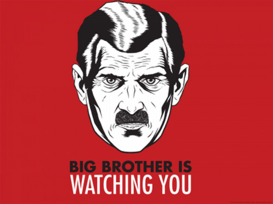 ©Sstrobeck23 Wikimédia_big-brother-is-watching-1984.jpg