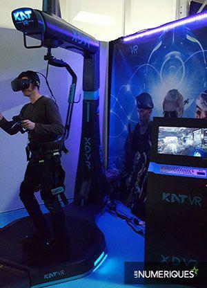 Laval Virtual 2018 Kat Walk VR 300px