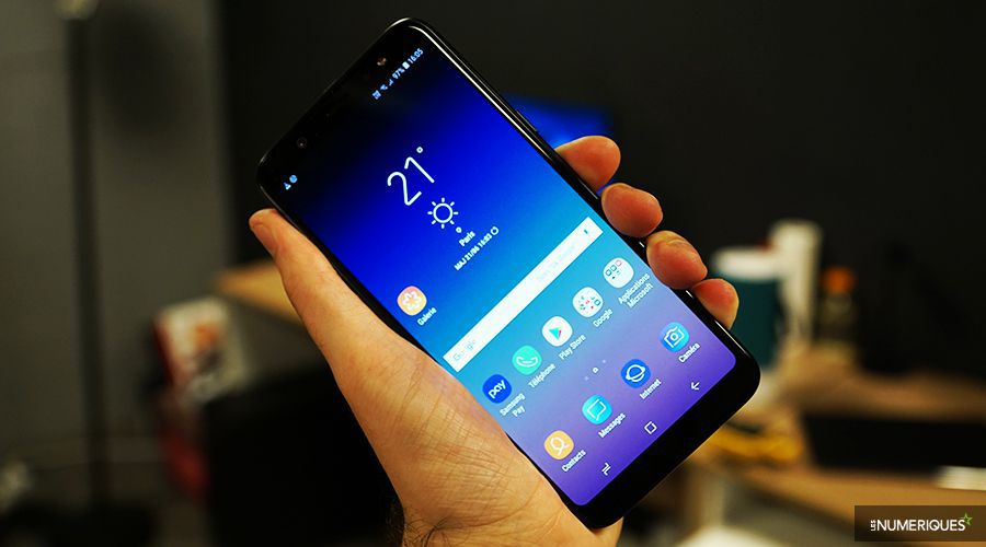 Samsung Galaxy A6+ Ergo