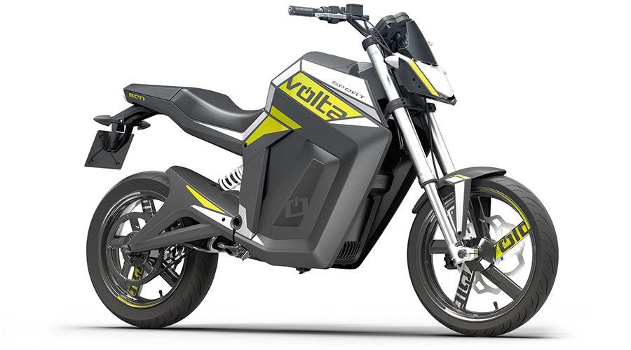 La moto électrique   un marché balbutiant - Les Numériques c7414469ac18