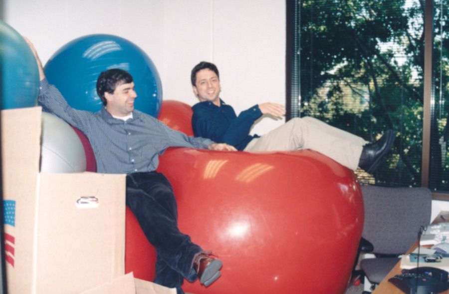 1_Larry and Sergey relaxing on beanbags after a party.jpg