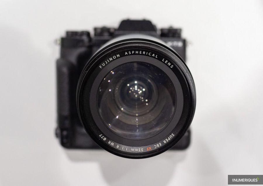 fujinon xf 33 mm f/1 photokina 2018