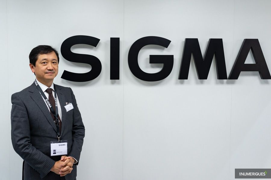 Rencontre avec Yasuhiro Ohsone de sigma / photokina 2018